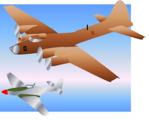 P51 bomber