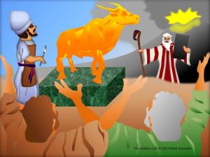 Golden Calf story